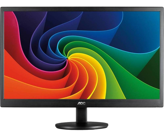 Monitor Led 23.6 Aoc Widescreen Full Hd M2470swd2
