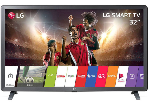 Smart Tv 32 Lg 32lk611c Led Hd Conversor Digital
