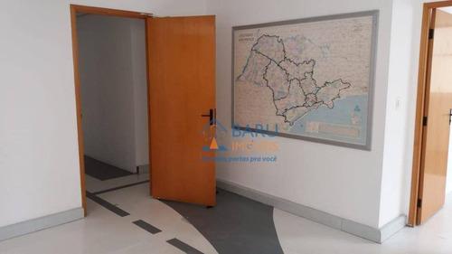 Imagem 1 de 12 de Conjunto, 120 M² - Venda Por R$ 1.100.000 Ou Aluguel Por R$ 4.500/mês - Parque Santa Cecília - São Paulo/sp - Cj10939