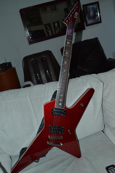 Guitarra Esp Gus-200 Vermelha