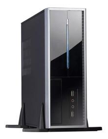 Computador Pc Intel Dc J1800 4gb 120ssd 180w Mini Itx Win10