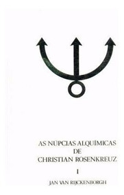 Livro As Núpcias Alquímicas De Christian Rosenkreuz Vol.1 Ja