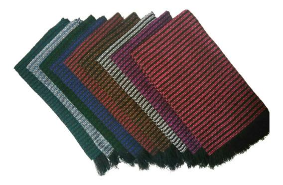 Lote 40 Piezas Rebozo Artesanal Pashmina Mexicana Multiusos