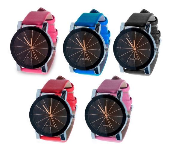 Reloj Dama Moderno Casual Análogo Ajustable