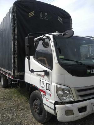 Sencillo / Camión Rigido Bj5129vjced-fa