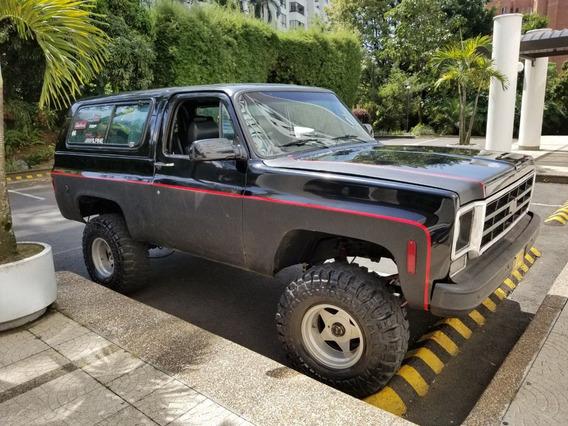 1978 Chevrolet Blazer Clasico