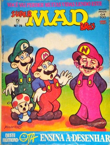 Revista Super Mad Brás N. 79