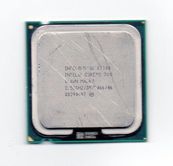 Processador Intel Core 2 Duo E7200 2.53ghz Fsb 1066 Lga 775