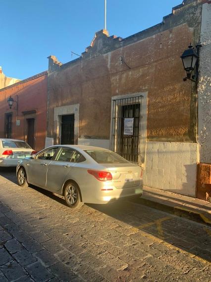 Casa En Renta En El Centro Historico