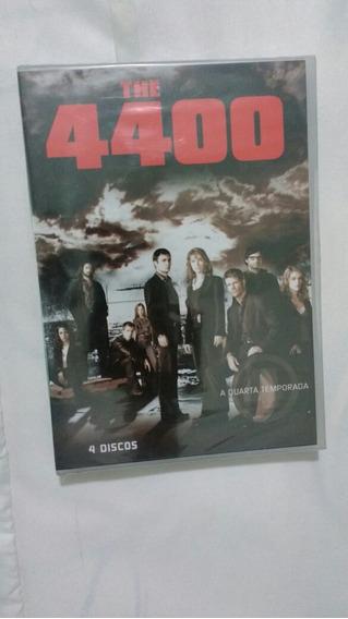 The 4400 Quarta Temporada Original E Lacrada