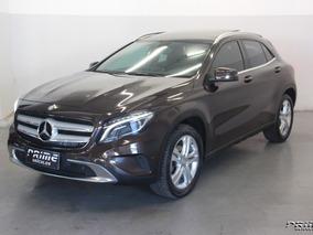 Mercedes-benz Gla 200 1.6 Cgi Vision 16v Turbo Gasolina 4p