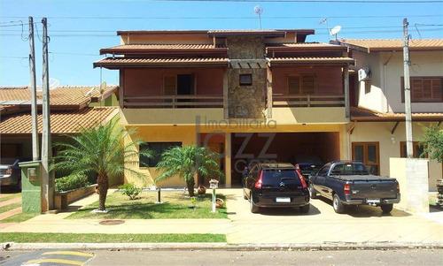Casa Residencial À Venda, Condomínio Okinawa, Paulínia. - Ca1364