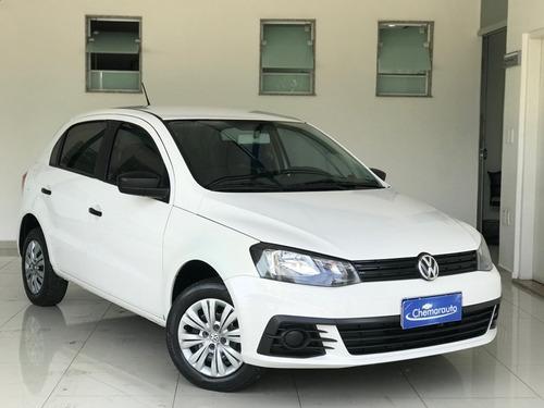 Imagem 1 de 9 de Volkswagen Gol 1.0 12v Mpi Totalflex Trendline