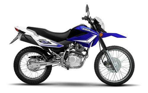 Imagen 1 de 9 de Motomel Skua 150cc V6 Moto Enduro 2021