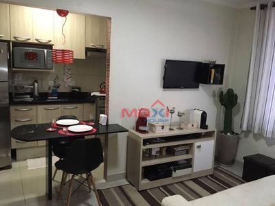 Apartamento À Venda, 32 M² Por R$ 279.000 Avenida Jaguaré, 249 - Jaguaré - São Paulo/sp - Ap0768