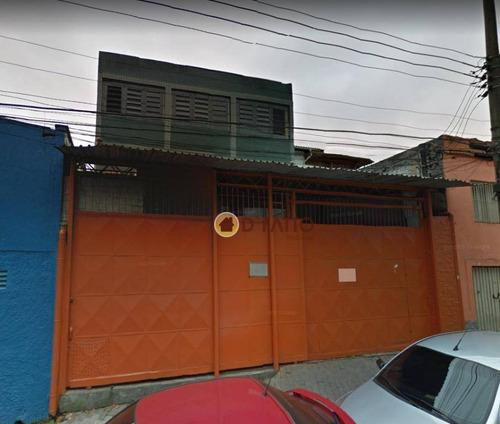 Imagem 1 de 30 de Prédio Para Alugar, 1000 M² Por R$ 9.000,00/mês - Jardim Miriam - São Paulo/sp - Pr0007