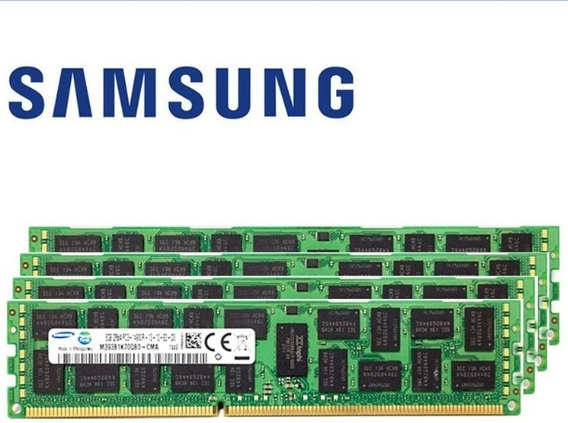 Memória 4gb Ddr3 Ecc Udimm Para Servidor Hp, Dell, Lenovo.