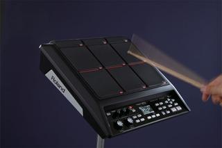 Bateria Electrónica Octapad Spd Sx Sampler Nuevas En Outlet