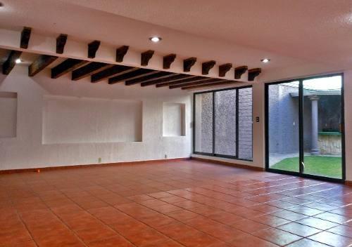 Casa Venta 4 Habitaciones. Campestre Coyoacán.