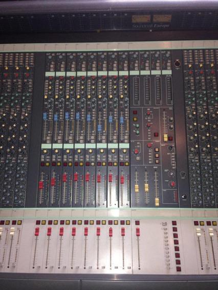 Mesa De Som Soundcraft Europa