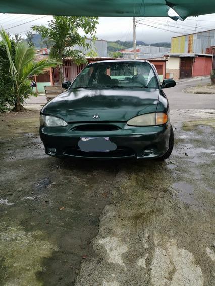 Hyundai Accent Modelo 1998