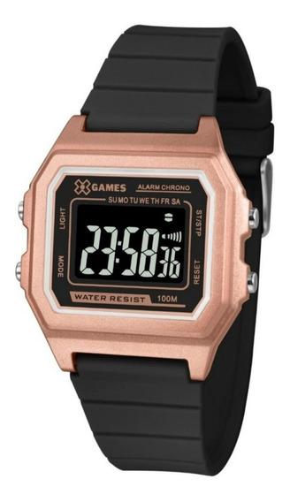 Relógio Unissex X-games Xlppd031 Pxpx Digital Quartz