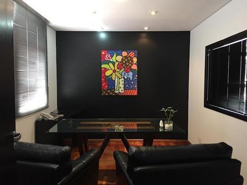 Imagem 1 de 24 de Sala Para Aluguel, Centro - Santo André/sp - 81374