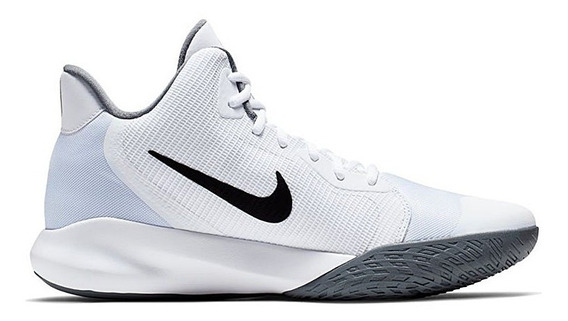 Tenis Nike Precision Iii White Day Basquet Aq7495 100