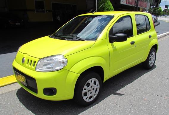 Fiat Uno Vivace 2012 Completo Flex 1.0 Impecável Periciado