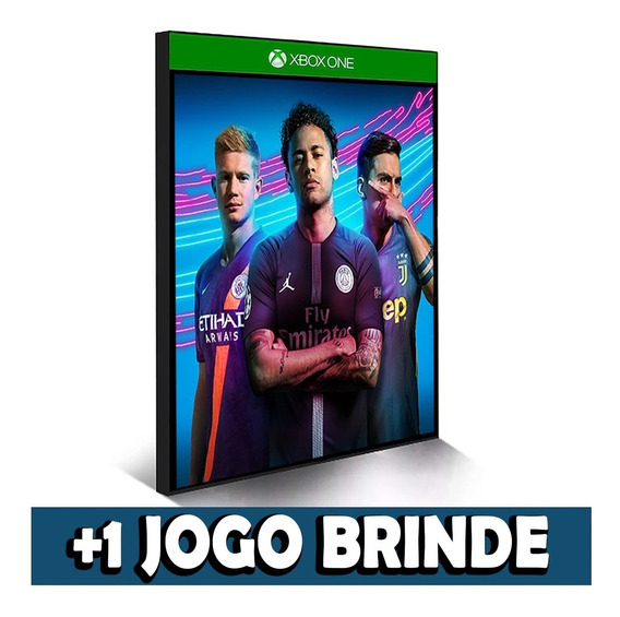 Fifa 19 Xbox One Mídia Digital