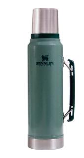 Termo Stanley 1 Litro Clásico Acero Inoxidable Original