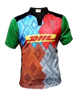 Camiseta Rugby - Super Rugby Harlequines Imago