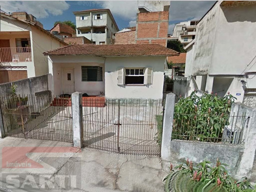 Imagem 1 de 1 de Casa Térrea - Terreno  10,00 X 25 ,00 - Imirim  - St1340