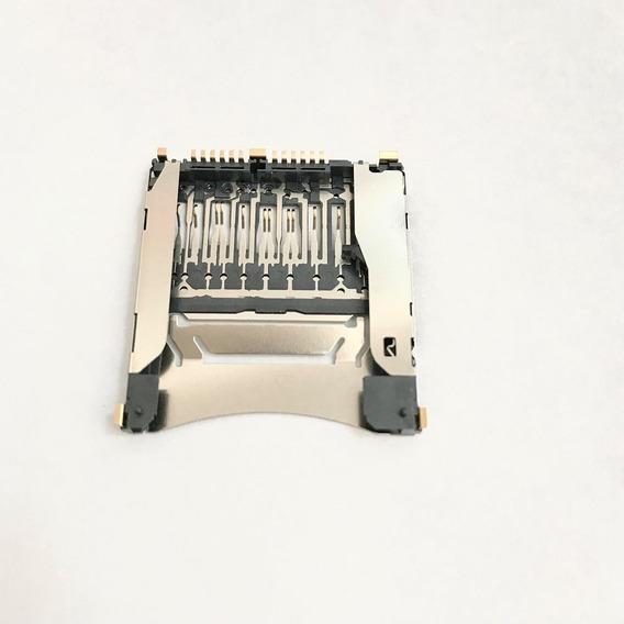 Compartimento Leitor Cartão Memoria Canon 70d 80d 6d 6d Slot