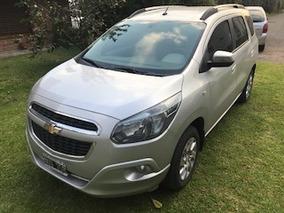 Unica Chevrolet Spin 1.8 Ltz 2014 Dvd 5 Asientos Particular