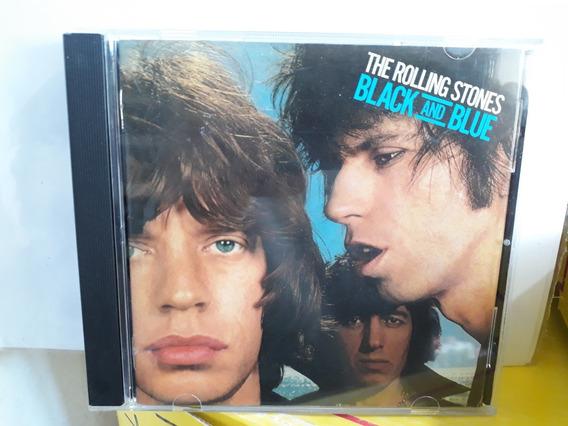 The Rolling Stones*cd*black And Blue*import.muy Buen Estado
