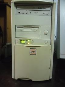 Computador Torre 386 400mhz Para Colecionador