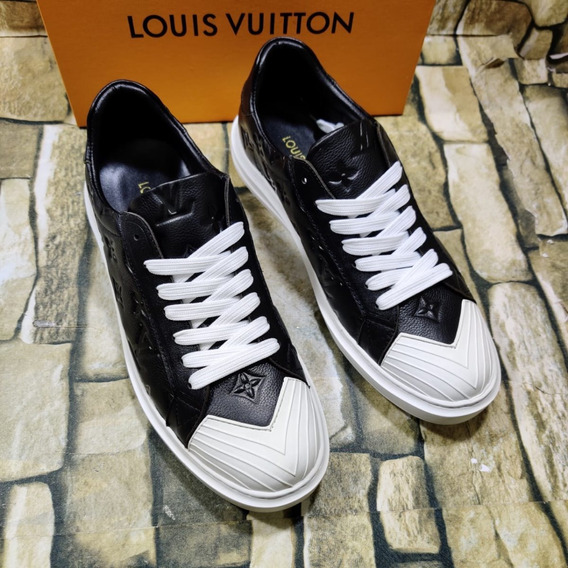 Tennis Sneakers Louis Vuitton Caballero, Envío Gratis