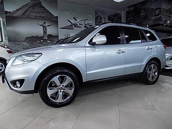 Hyundai Santa Fé 2.4 Mpi 2wd 16v Gasolina 4p Automático