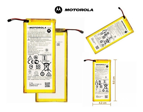 Batería Motorola Moto - G6 - G5s - G5s Plus - Hg30  Original
