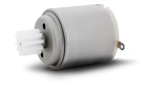 Motor Mabuchi Arduino 6900rpm Torque 9,9 G-cm C/engranaje