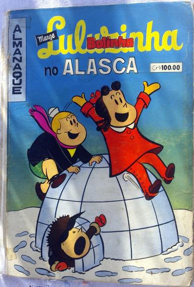 Almanaque Bolinha E Luluzinha No Alaska 1961