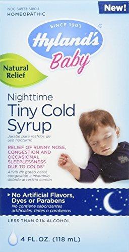 Imagen 1 de 4 de Anti-gripal - Jarabe Para La Tos Para Bebés, Medicina Noctur