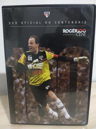 Dvd Rogério Ceni 100º Gol - Original (com Revista Exclusiva)