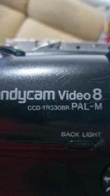 Filmadora Handycam Ccd Tr330br Video 8 No Estado