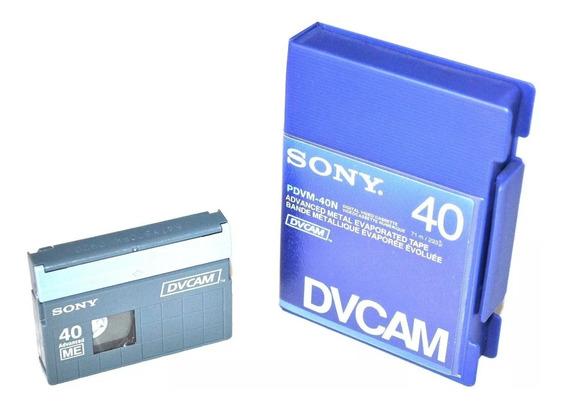 Fita Sony Dvcam Pdvm-40n
