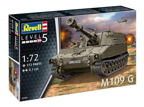 Imagem 1 de 3 de M109 G Plastimodelo Tanque 1/72 Revell 03305