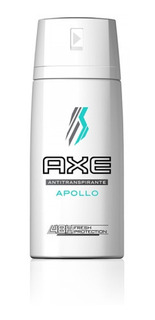 Axe Apollo Antitranspirante Seco 152ml Unilevercp