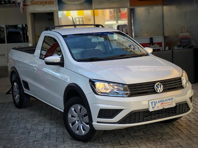 Volkswagen Saveiro Trendline 1.6 2017