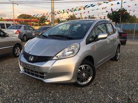 Honda Fit Eco 2014